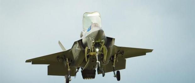 Русские подлодки ищут упавший F-35