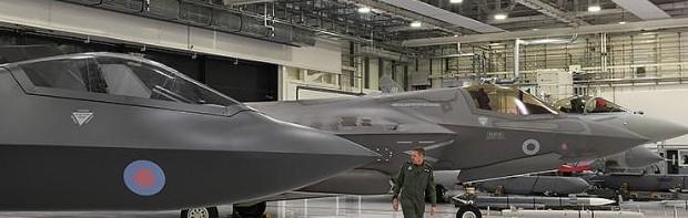 Англия пытается избавиться от истребителя  F-35