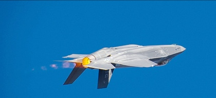 США закидывают F-35A на Ближний Восток