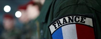 Франция отправляет солдат и танки к российской границе