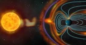 В магнитном поле Земли начались колебания