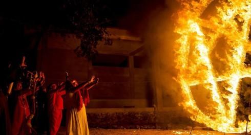 19 апреля намечается День Огня