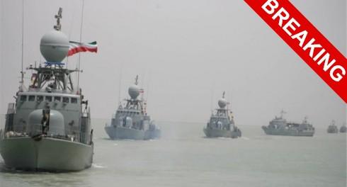 Иран запрещает вход кораблям в США через Персидский залив