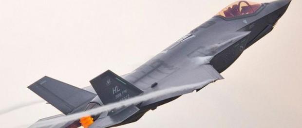 Рухнувший F-35A в Японии взломали