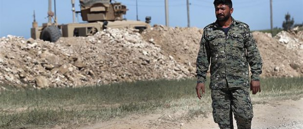 Пентагон киданул курдов в Сирии