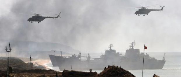 Россия жестоко готовится к войне