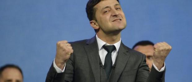 С Украины побежал Порошенко и его крысы
