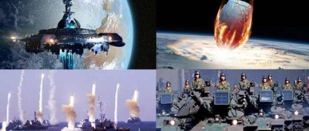 Что это за астероид сейчас готов упасть на Землю