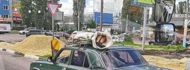 Фото трупа на легковушке шокировало весь Воронеж