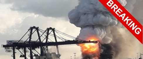Еще один загадочный взрыв на танкере