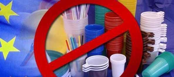 ЕС полностью запретил пластик