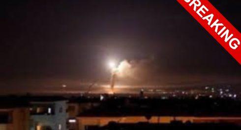 Израиль напал на Иран в Сирии