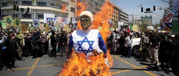 Иран покажет Америке «кузькину мать»