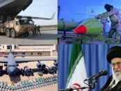 Иран бомбардировки