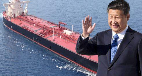 Китай нарушил санкции против Ирана