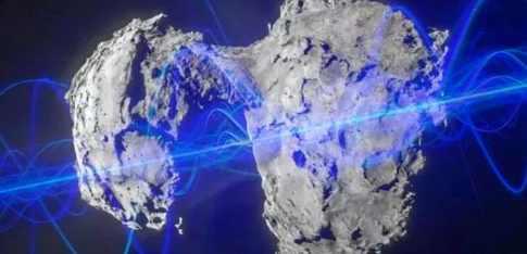 Комета 67Р подает радиосигнал