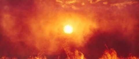 В середине мая ожидается Конец Света