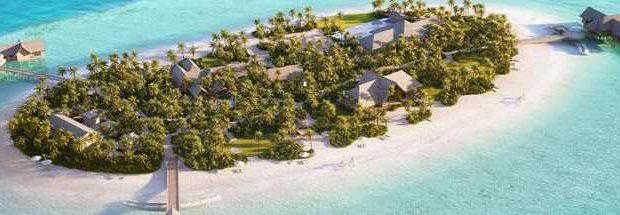 Новый курорт Waldorf Astoria на Мальдивах