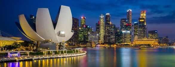 Отель Дня: The Ritz-Carlton, Millenia Сингапур