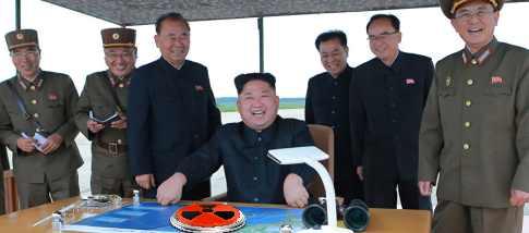 Северная Корея испытала Искандер