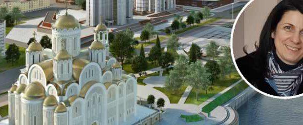 В Епархии говорят, что городу не хватает Храмов