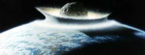 На Нью-Йорк упало 20 мегатонн учебного астероида