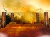 Израиль пожары