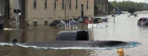 Планету ждут жестокие наводнения
