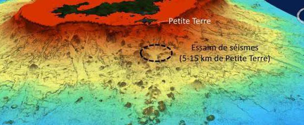 Тысячи землетрясений разрывают остров Майотта