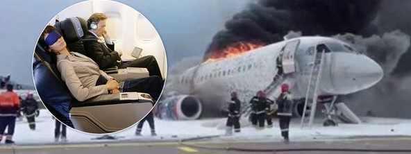 Самолет в Шереметьево: из-за чемоданов бизнес класса погибли люди