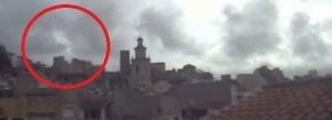 В Италии заговорили об осколке от Нибиру