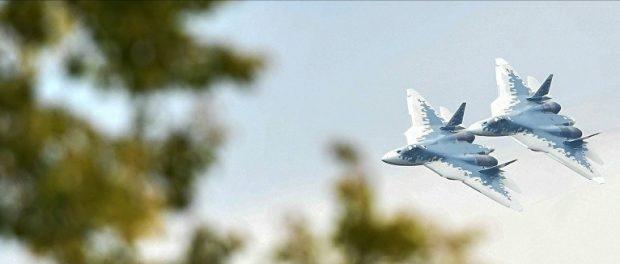 Готовы ли вы к Су-57 после С-400?