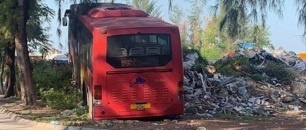 Автобус на Мальдивах насмерть переехал туристку