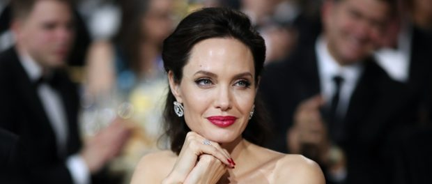 Анджелина Джоли пошла в разнос после завещания