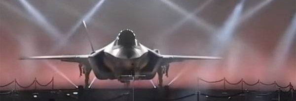 Причина какастрофы F-35 в Японии до сих пор неизвестна