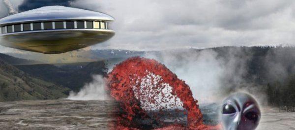 Йеллоустон готовится выбросить магму