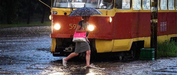 Откуда в Екатеринбург придёт такая теплая погода