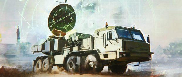 Россия сжигает радары США и Израиля