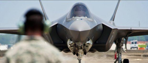 США больше не обучают пилотов F-35 в Турции
