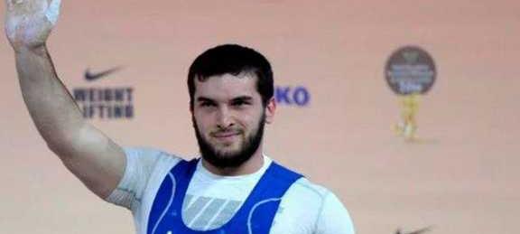 В Ашане на краже попался чемпион Европы по тяжелой атлетике