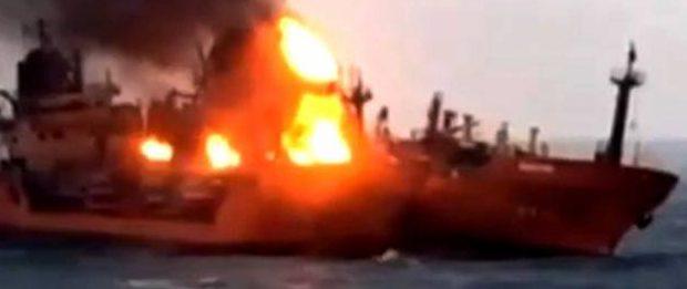 США обвинили Иран в подрыве танкеров