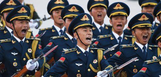 Китайская армия отказывается от Windows