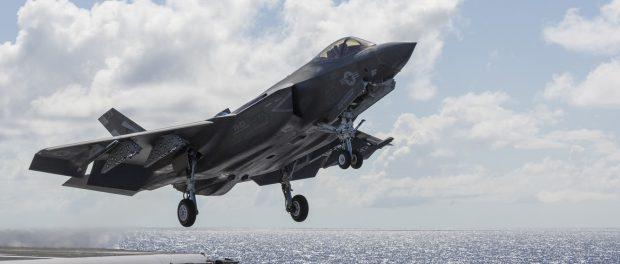 F-35 начал быстро ржаветь