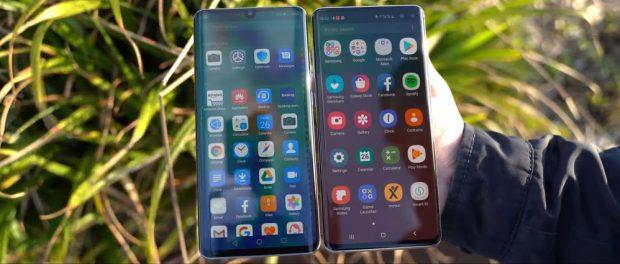 Huawei представила свою операционную систему