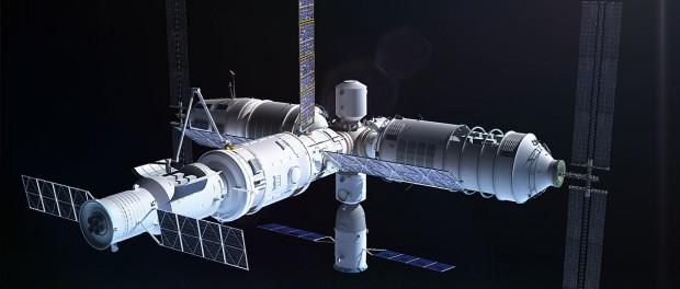 В США уже закончились звёздные войны 2 в Космосе