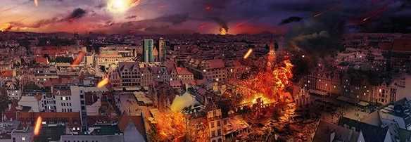 После Конца Света спасутся две страны