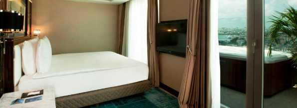 Radisson Blu Hotel Istanbul Pera 5*