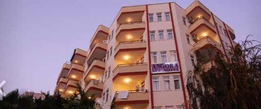 Angora — отель в Турции