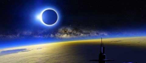 К чему приведет солнечное затмение 2 июля