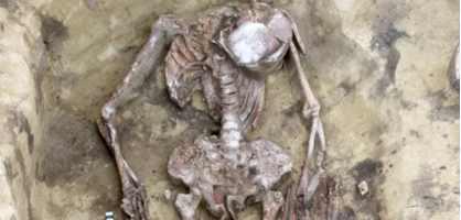 Обнаружены магические артефакты древних сибирских волшебников
